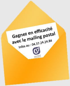 routage mailing postal