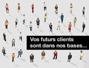 base de données prospect client Lozère 48 Languedoc-Roussillon