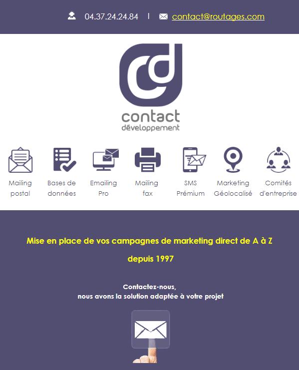 Rentrée 2017 campagnes marketing direct de A à Z