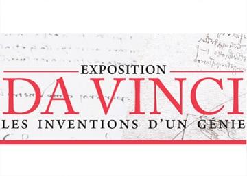 iling postal EXPOSITION DA VINCI